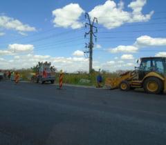 CNAIR incepe lucrari pe Autostrada Soarelui. Urmeaza 6 luni de restrictii