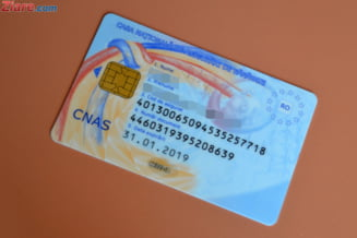 CNAS admite ca exista unele probleme de functionare a cardului de sanatate