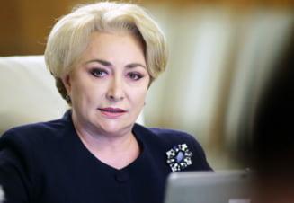 """CNCD discuta azi despre declaratiile premierului Dancila, care i-a facut """"autisti"""" pe cei care dezinformeaza UE"""