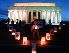 CNN: Protestele Rosia Montana, un model de rezistenta non-violenta