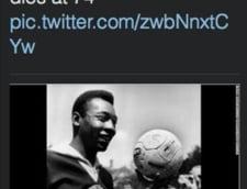 """CNN l-a """"omorat"""" pe legendarul Pele"""