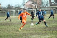 CNS Cetate se impune in fata celor de la FC Hunedoara, in primul test al anului