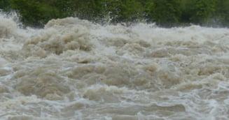 COD PORTOCALIU de inundatii la Cluj-Napoca! Ce anunta hidrologii