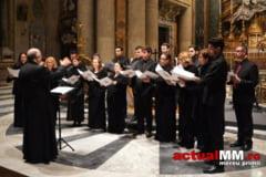 CONCERT PASCAL - Corul Cappella Giulia din Vatican va concerta in Baia Mare