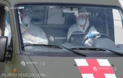 CORONAVIRUS Italia: 683 noi decese si inca 5.210 persoane infectate