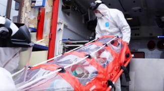 COVID-19: Doi pacienti infectati, adusi de la Arges la SJU Valcea. Unul e in stare grava