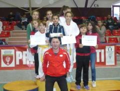 CS Unirea Focsani a spart gheata la Cupa Severinului la judo