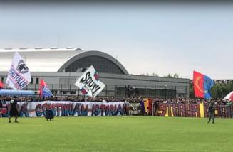 CSA Steaua s-a reunit - primul antrenament pentru echipa Armatei