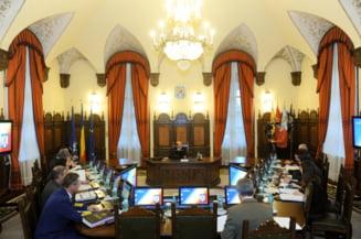 CSAT: Basescu si Ponta nu s-au inteles pe bugete - L-au avizat doar pe cel pentru primul an de razboi