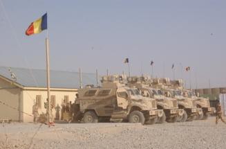 CSAT: Mai multi militari in Afganistan - Cate trupe trimitem in afara tarii