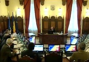 CSAT a desecretizat hotararea privind privatizarea CFR Marfa - Responsabilitatea e a lui Ponta
