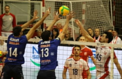 "CSM Arcada, eliminata dupa ""golden set"" de campioana Serbiei dar va continua in CEV Cup"