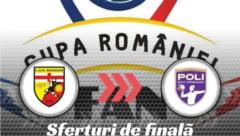 CSM Botosani - Poli Timisoara in sferturile Cupei Romaniei. Castigatoarea en-titre vine la Polivalenta!