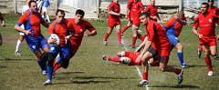 CSM Bucovina, la a patra infrangere consecutiva (Rugby)