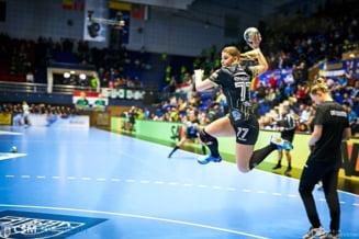 CSM Bucuresti, inca o mare victorie in Liga Campionilor la handbal feminin
