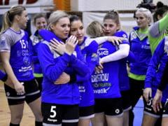 CSM Bucuresti, victorie categorica in Liga Campionilor