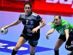 CSM Bucuresti, victorie la scor in Liga Campionilor