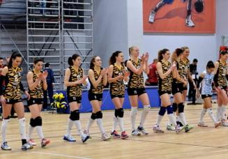 CSM Bucuresti, victorie superba in finala Challenge Cup la volei