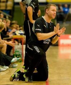 CSM Bucuresti are un nou antrenor: Vestergaard a semnat pe doi ani - oficial