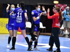 CSM Bucuresti e finalista in Cupa Romaniei la handbal feminin