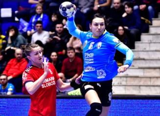CSM Bucuresti invinge superb Gyor in Liga Campionilor la handbal feminin