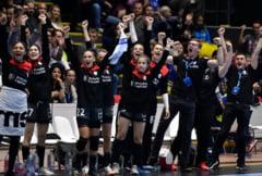 CSM Bucuresti obtine o victorie categorica in Liga Campionilor la handbal feminin