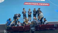 CSM Bucuresti pierde din nou in Liga Campionilor la handbal feminin