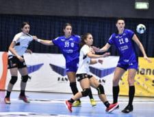 CSM Bucuresti s-a calificat fara emotii in semifinalele Cupei Romaniei