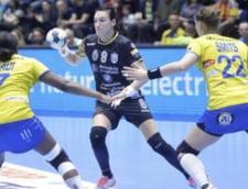 CSM Bucuresti se califica in Final Four-ul Champions League dupa o infrangere la scor in Franta