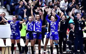 CSM Bucuresti se califica in grupele principale ale Ligii Campionilor dupa o revenire superba