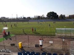 CSM Focsani 2007-Otelul Galati 3 - 1 (0-1) in etapa a III-a a Cupei Romaniei la fotbal