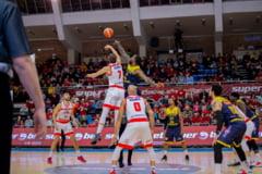 CSM Oradea si CSU Sibiu vor juca direct in grupele FIBA Europe Cup, la baschet masculin