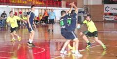 CSM Satu Mare - HC Sibiu in etapa a 9-a la handbal