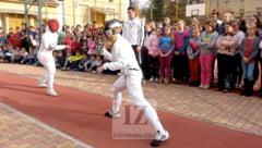 CSM Satu Mare continua sa promoveze sportul in cadrul institutiilor de invatamant