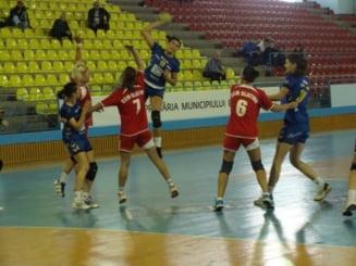CSM Slatina, meci cu penultima clasata