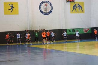 CSM Slatina, meci greu in deplasare cu National Ramnicu Valcea