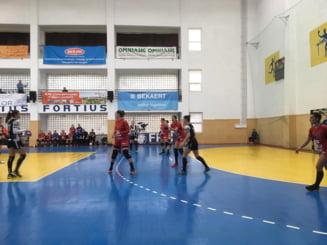 CSM Slatina-CSU Cluj-Napoca 36-31