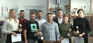CSM Slatina a premiat sportivii anului 2018