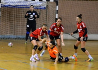 CSM Slatina nu are alta varianta decat victoria cu CS Timisoara
