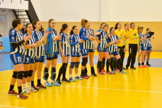 CSM Slatina versus SCM Gloria Buzau in saisprezecimile Cupei Romaniei