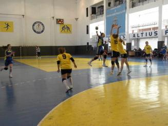 CSM Slatina vrea o noua victorie contra unei formatii timisorene