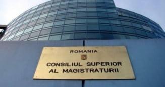 CSM a dat aviz negativ pentru proiectul de desfiintare a Sectiei pentru Investigarea Infractiunilor din Justitie