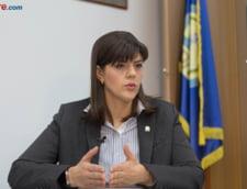 CSM a decis ca Laura Codruta Kovesi sa-si continue activitatea la DIICOT Sibiu