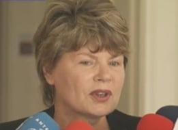 CSM a respins detasarea Monei Pivniceru: Nu poate fi numita ministru luni (Video)
