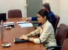 CSM a validat-o pe Corina Corbu in functia de sefa a Inaltei Curti. Cristina Tarcea a contestat procedura de numire