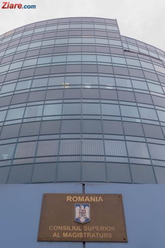 """CSM cere Comisiei Europene lamuriri despre """"lista lui Gadea"""", ca sa inlature orice speculatii"""