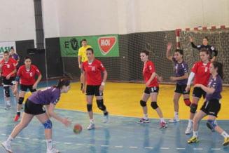 CSS Caracal si LPS Slatina, start in Campionatul National de junioare I