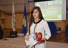 CSS LPS Bihorul si-a premiat performerii. Sportiva anului: Larisa Florian, vicecampioana mondiala la judo