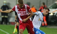 CSU Craiova, victorie cu Dinamo in derby-ul de pe Arena Nationala. Oltenii au punctaj maxim dupa 7 etape in Liga 1