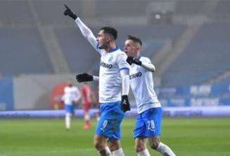 CSU Craiova a invins-o pe Dinamo si spera din nou la titlu. Andrei Ivan e eroul oltenilor